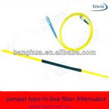 Jumper type In-line fiber Attenuator