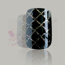 artificial fingernails/designed nail art tips,art nail