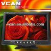 9 inch 16:9 display mode 2 Video / 2 audio input lcd car monitor TM-9900-981