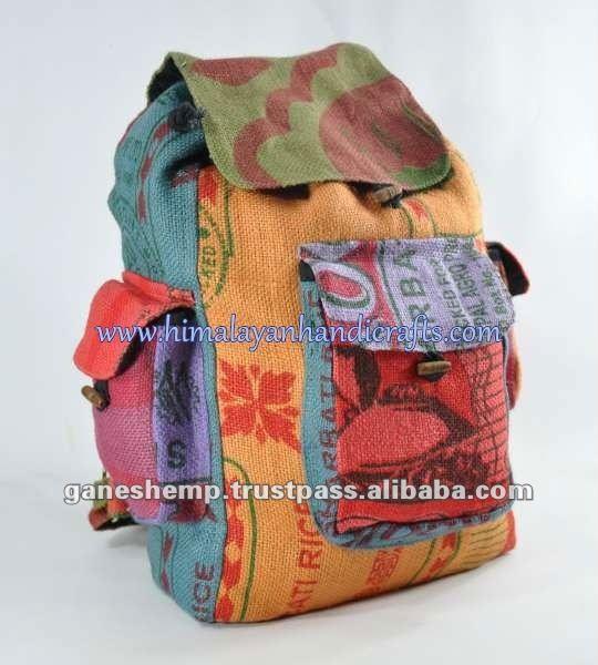 Reciclado de arroz mochila-Mochilas-Identificación del producto