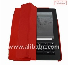 Piel Frama iMagnum Red Leather Case for tablet pc