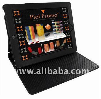 Piel Frama Black Crocodile Cinema Leather Case for tablet pc