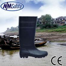 NMSAFETY clear rain boots cheap rain gum boots boots design