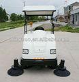 Industriale spazzatrice stradale, industriale spazzatrice elettrica/vialetto spazzatrice/trattore montato spazzatrice
