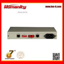 humanity Ethernet fiber optical modem