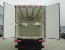 China Huatong Refrigerated Tank truck for food,meat, chicken/Auto Part/Refrigerated Van