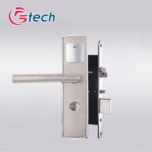 European style hotel automation smart control door lock for narrow doors