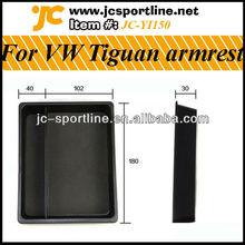PP Car Armrest Console Box For VW Tiguan