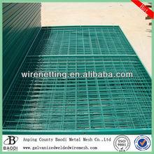 tie galvanized welded wire mesh fence (manfuacturer )
