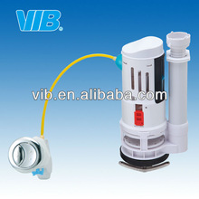 Manual Flush Valve with Dual Cable-operated Dual Flush Valve with Dual Push Button
