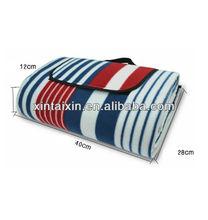PP woven beach picnic mat for camping