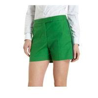 YIGELILA Women Fashion Green Casual Shorts 523
