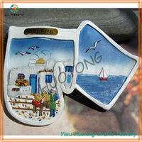 Popular unique active customized customized 3d promotional fridge magnet