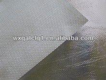 0.15mm aluminum foil fiberglass cloth fiber duct insulation