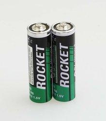 Thailand Rocket 1.5V AA Manganese R6 Battery