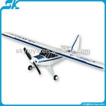 !2.4ghz 4channel EPO Super Cub (765-2) model training rc plane toy rc float plane