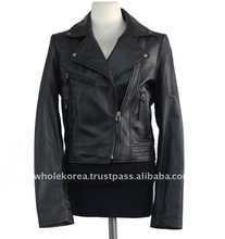 Genuine leather Ladies Jackets sheep skin / can be able OEM / Dropshipping