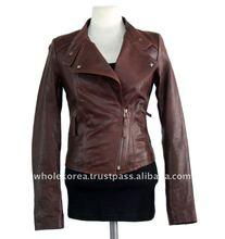 2011 Korean style Jackets / A++ Italy Sheep Skin 100%
