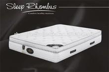 euro top memoy foam mattress/memory foam spring mattress supplier/mattresses (FL-710)