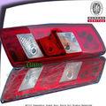 Ensino superior, yutong, kinglong, ankai ônibus peças 04-125 lâmpada traseira