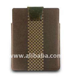 Leather Case accessory for iPad 2 - Sheath Series