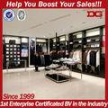 chino exclusiva ropa estante de exhibición de mercancía de estanterías