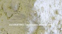 Australian organic unbleached plain fl. Inc bran(pizza)