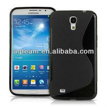 S line TPU Gel Case for Samsung Galaxy Mega 6.3 i9200 + Screen Protector