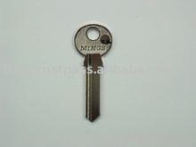 TRI CIRCLE key blank