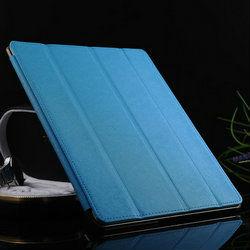 hot selling fashion leather stand case for apple ipad 2