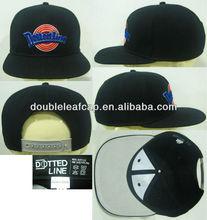 Custom blank floral print snapback cap/snapback hats wholesale