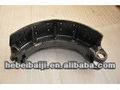 Aftermarket peças de freio, ferro fundido sapatas de freio, sapata de freio para o merc edes- benz 160 65.942.10.20.8