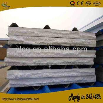 corrugated iron sheet steel roof tile sandwich panel