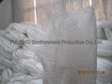 Filament hanged media for sewage treatment