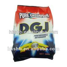 DGJ Brand High Foam detergent washing powder