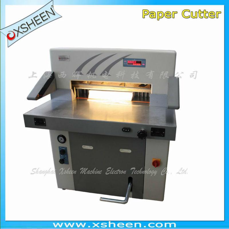 13 XH-HD530/680 guillotine paper cutter, electric guillotine paper cutter, heavy duty guillotine paper cutter