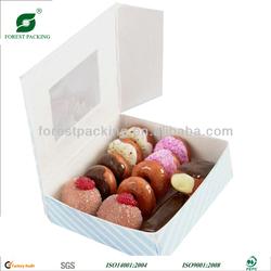 PAPER CAKE BOX PACKAGING DESIGN