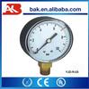 Plastic case digital pressure guage/Pressure meter YJD-R-03