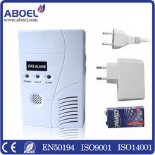 Battery Powered Gas Leak Detector Alarm 12V