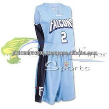 Team Basketball Uniform