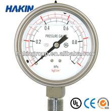 Bourdon Tube Pressure Gauge pressure gauge manufacturer