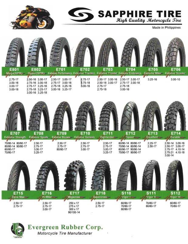 Sapphire Tire