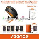 2014 New bluetooth speaker/wireless mouse