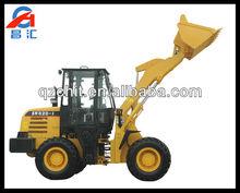 Road building equipment 2T wheel loader