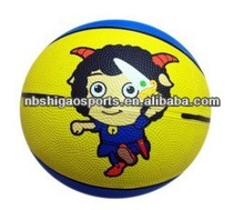 mini rubber basketball cheap and pretty