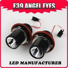 For BMW E39 10w led angel eyes ,H8 LED market ,10w led market