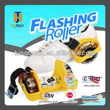 HOT SALE JB162323 ROLLER SKATE 2 PVC WHEEL ROLLER SKATE WITH EN71 APPROVAL