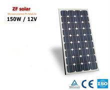 Solar modules ZF solar 12V / 150W