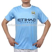 2013 2014 grade orignial thailand soccer jersey football shirt club manchester city