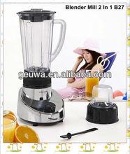 Herb moedor liquidificador máquina do alimento misturadores para venda B27A